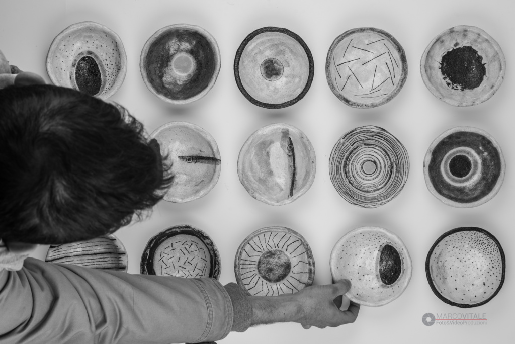 Servizio fotografico per ceramiche - Vietri sul Mare