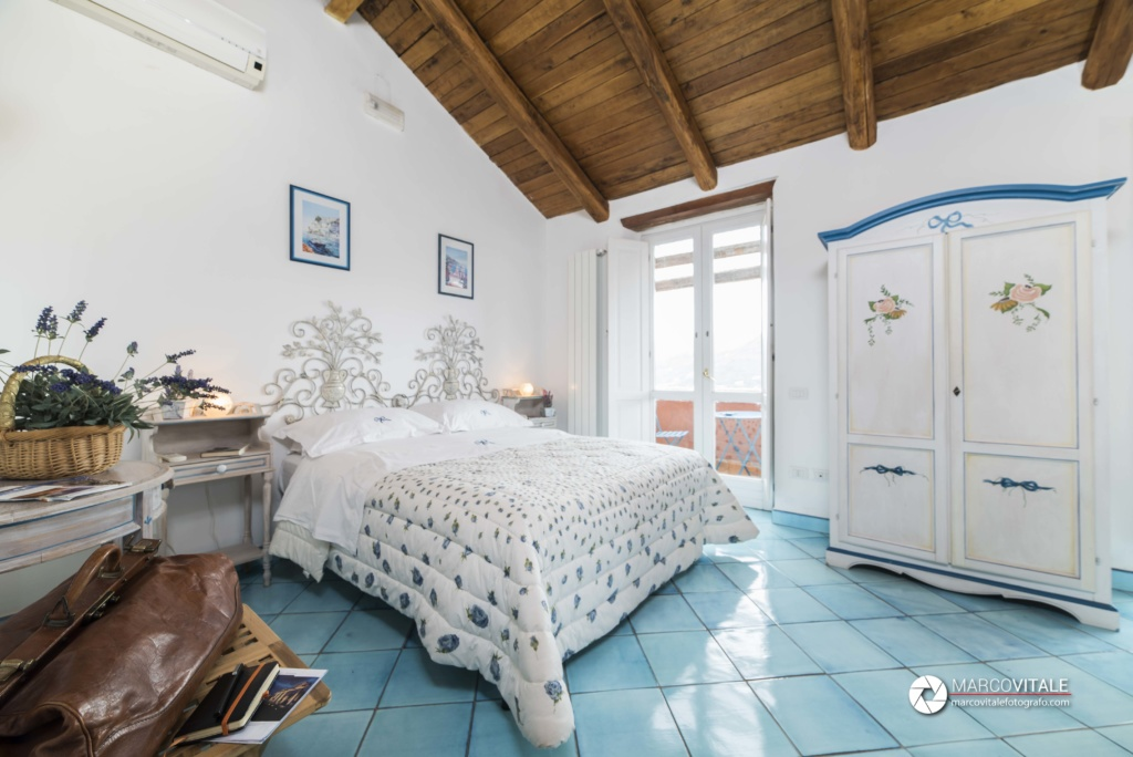 Servizio fotografico di interni per Bed and Breakfast a Cava de' Tirreni