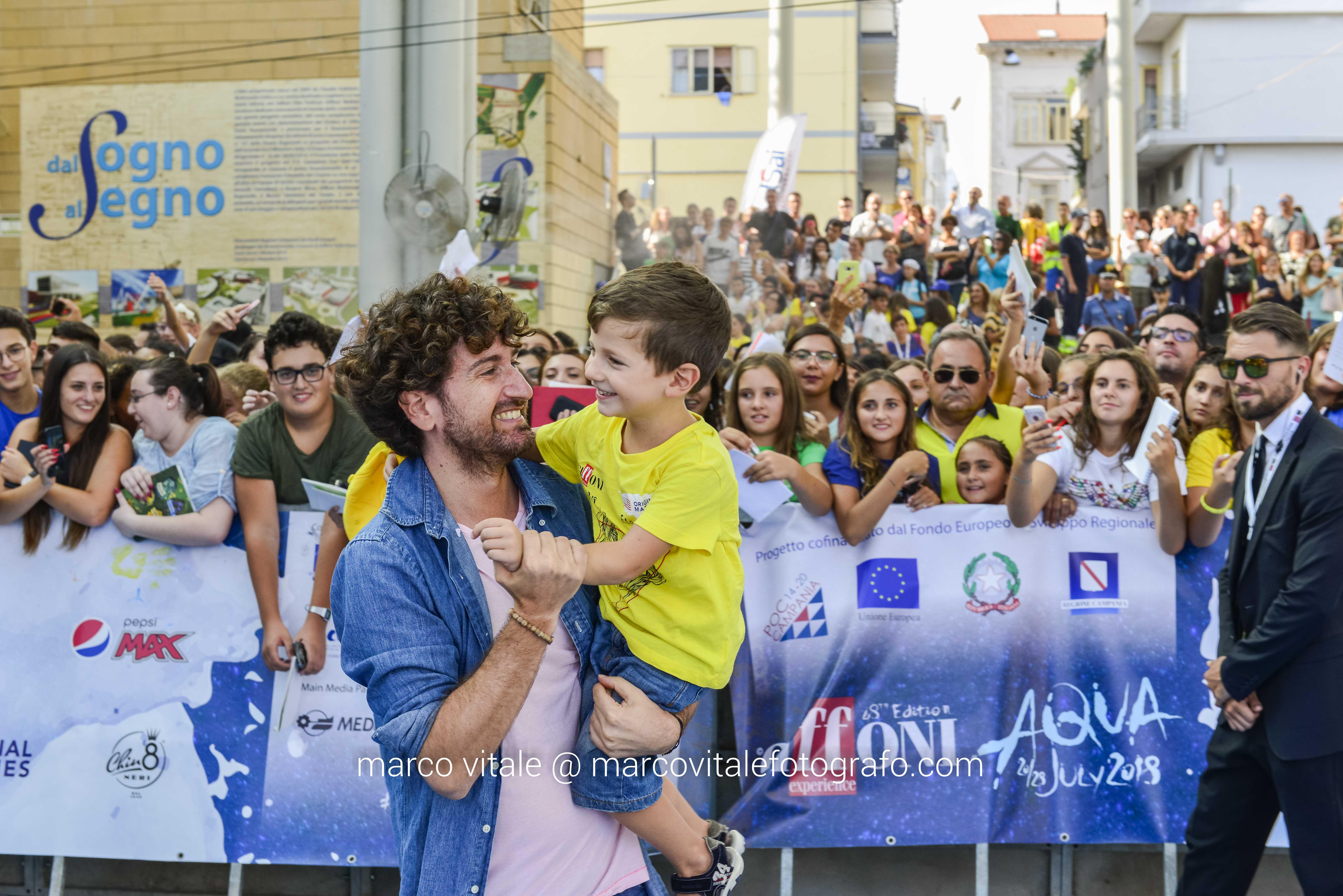 Alessandro Siani al Giffoni Film Festival