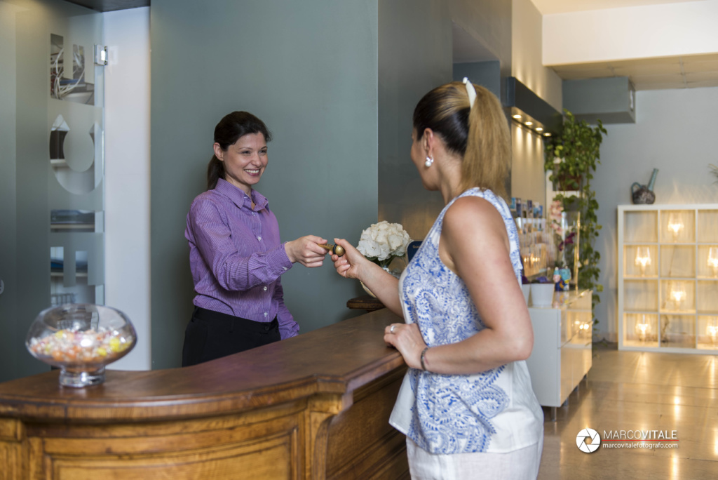 fotografo per hotel e strutture ricettive - Salerno