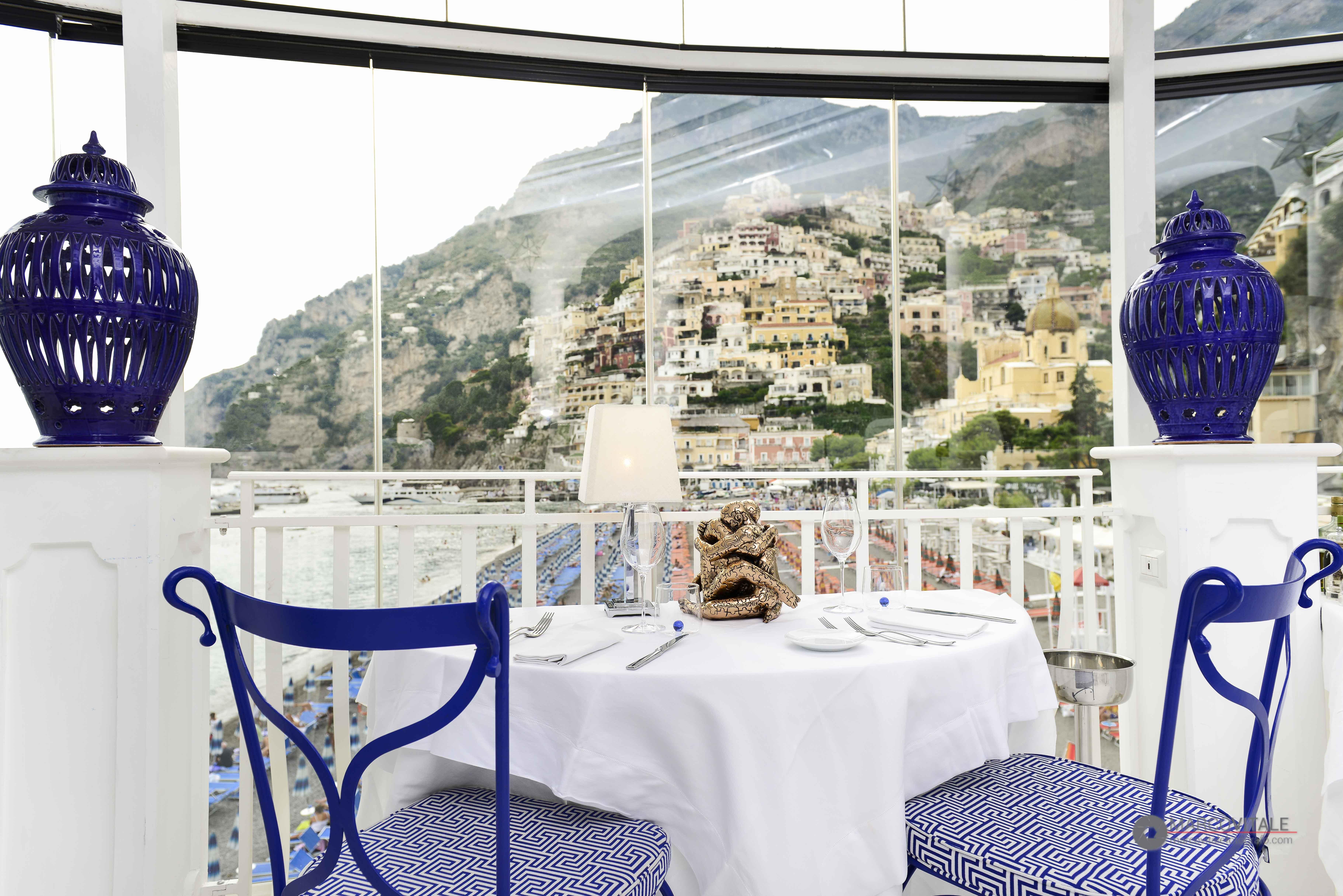 Ristorante La Rada - Positano - Marco Vitale - Fotografo per ristoranti in Costiera Amalfitana