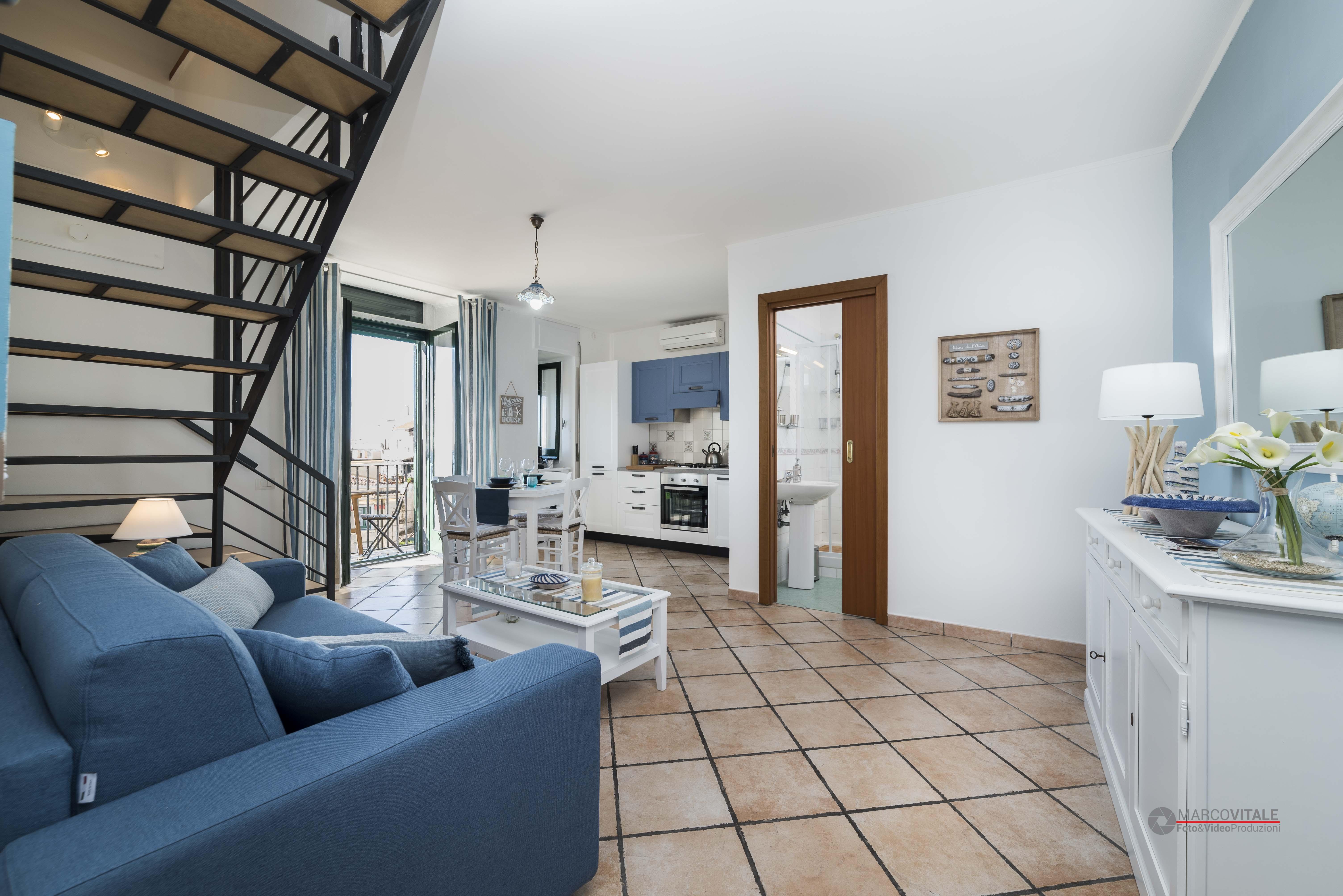 Fotografo per Case Vacanze - Palazzo Carrano - Vietri sul Mare