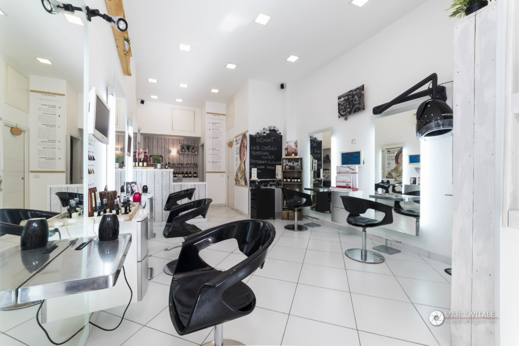 Servizio fotografico per parrucchieri e saloni di bellezza - Salerno