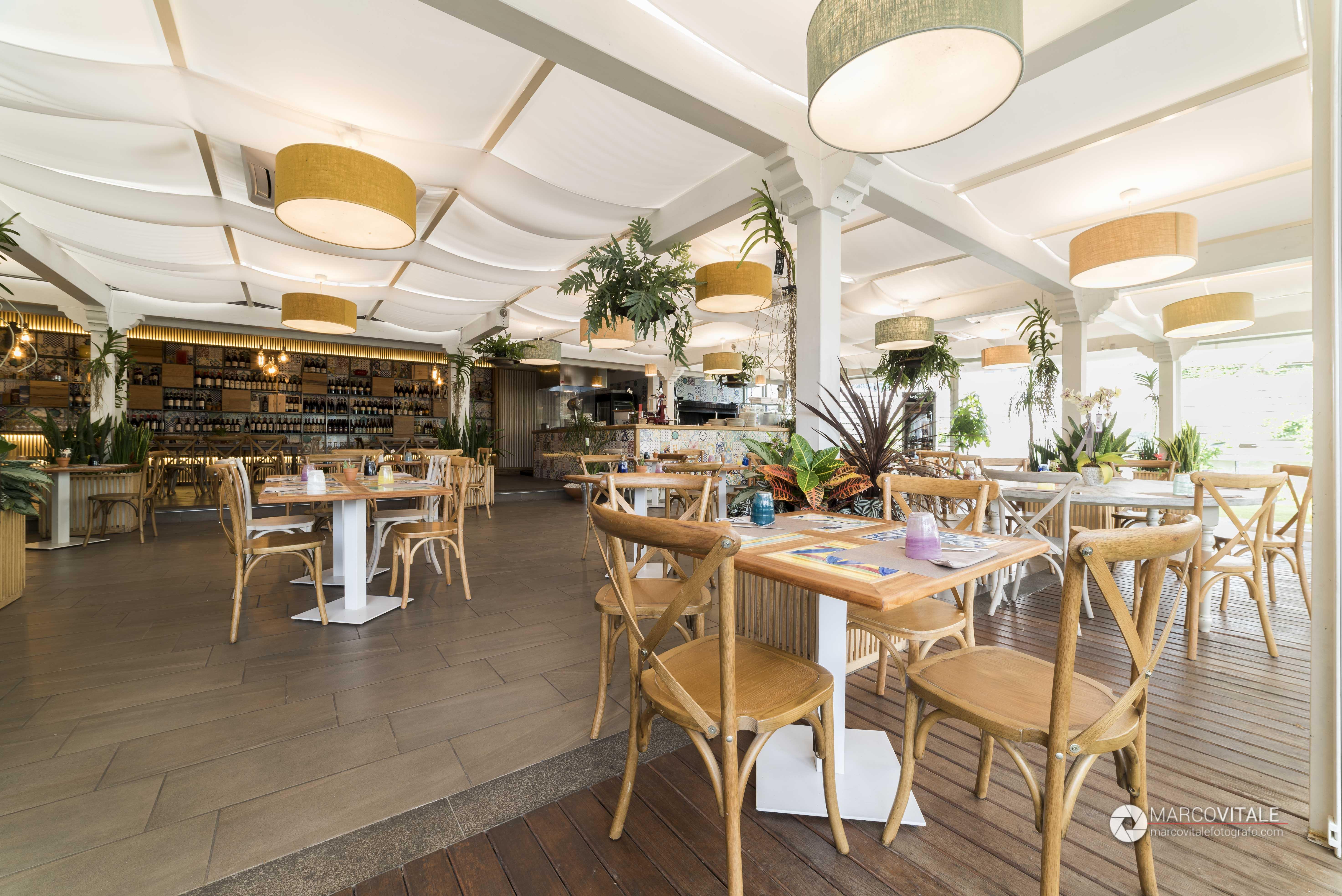 Servizio fotografico per ristorante O' Ciardino - Cava de' Tirreni