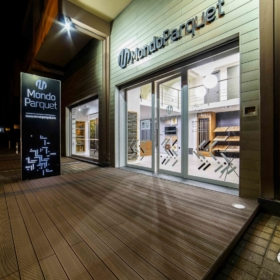 Servizio fotografico per negozio - Mondo Parquet - Nocera Inferiore