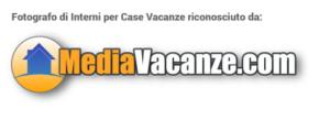 Fotografo di interni per Case vacanze per Mediavacanze.com