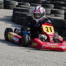 Fotografo per gare di Go-Kart