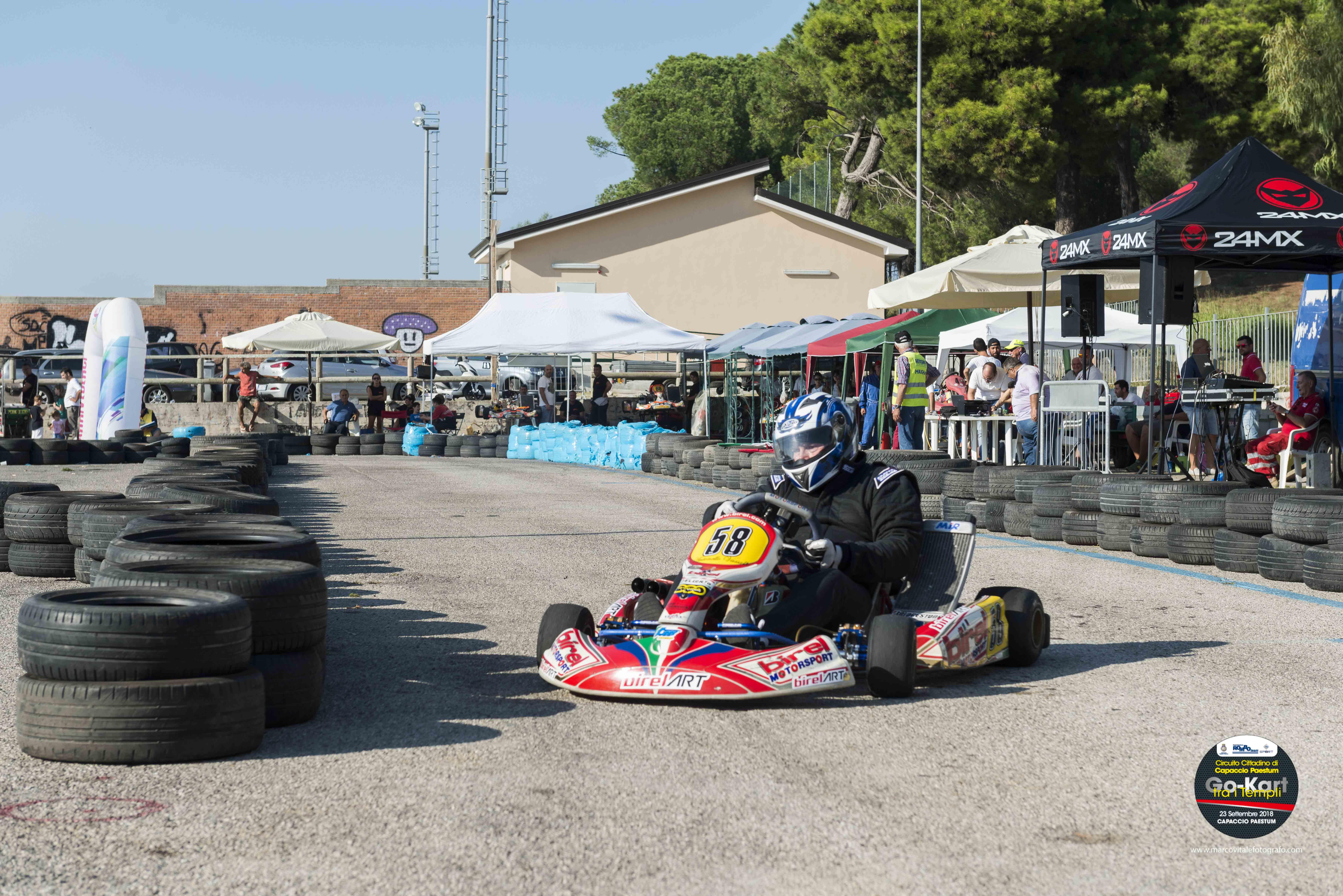 Fotografo per gare di Go-Kart - Salerno