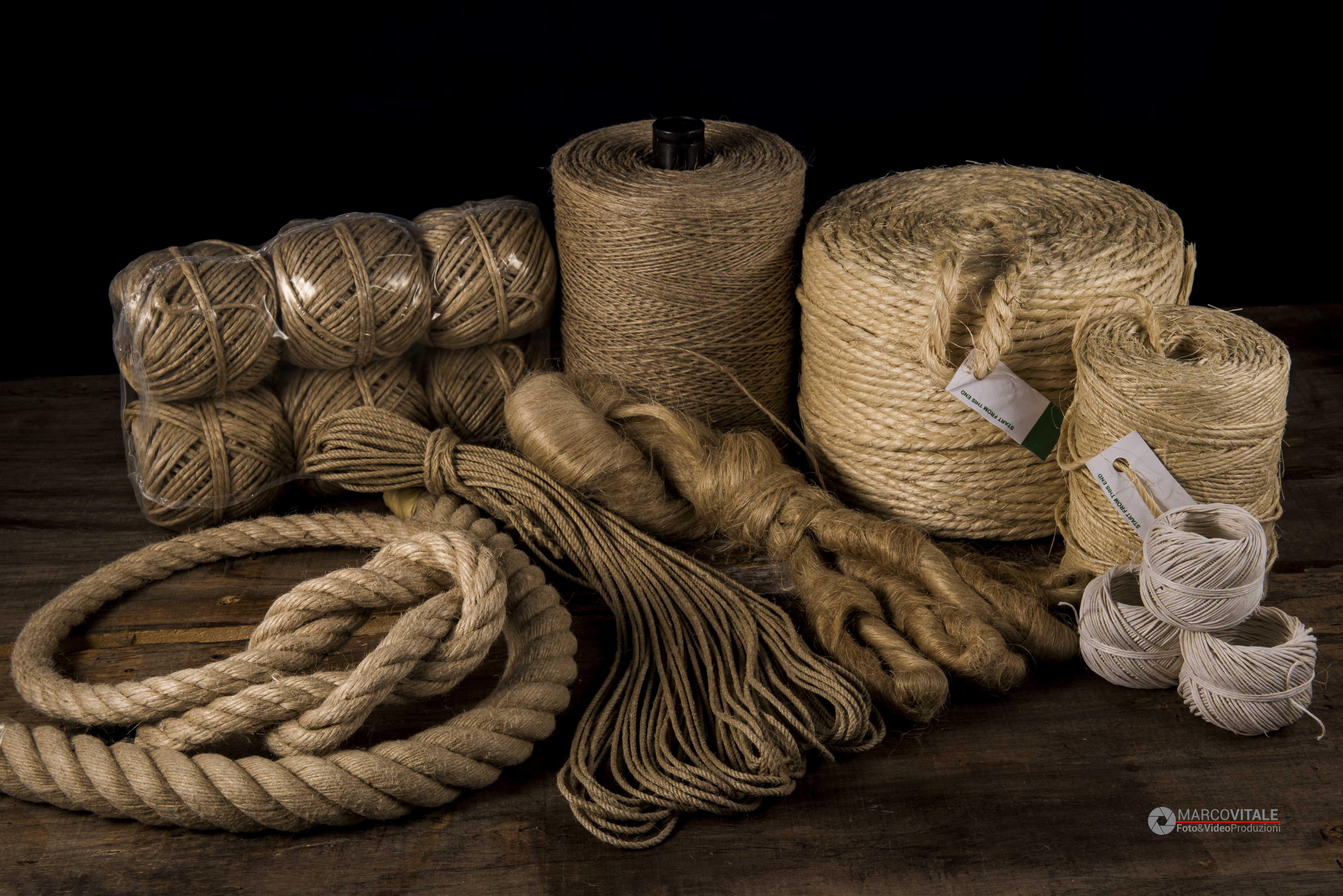 Fotografo Cava Dei Tirreni servizio fotografico per la lamberti cordami | marco vitale