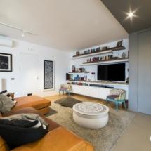 Servizio di fotografia di interni per appartamento moderno a Salerno