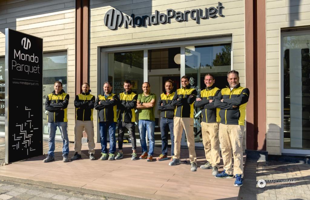 Foto di staff della Mondo Parquet