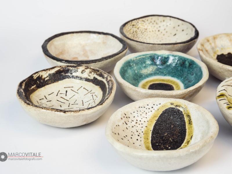 Servizio fotografico still life per ceramiche